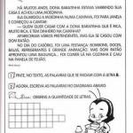 Atividades educativas - 1º ano - Dona baratinha