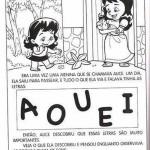 Atividades educativas - 1º ano - O poema