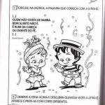 Atividades educativas - 1º ano - Samba na minha terra