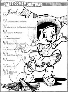 Atividades festa Junina 12