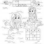 Atividades de Colorir - Letra I