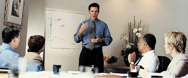 Saiba como criar uma boa apresentação