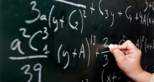 Atividades escolares de Matemática