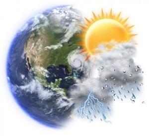 A Variação do Clima