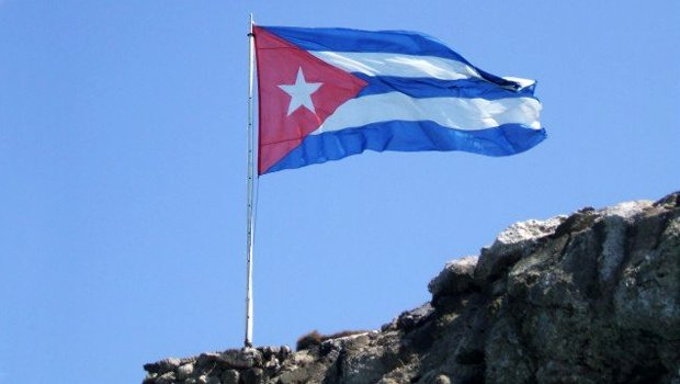 Bandeira de Cuba