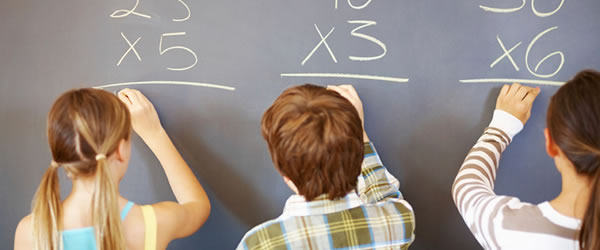 Como ensinar matemática para alunos