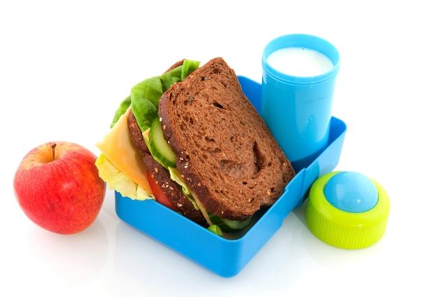 Merenda escolar saudável