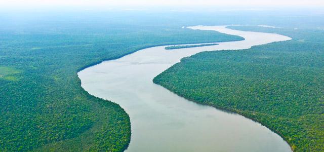 Encontro do Rio Amazonas
