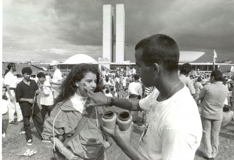 Os Movimentos Estudantis No Brasil