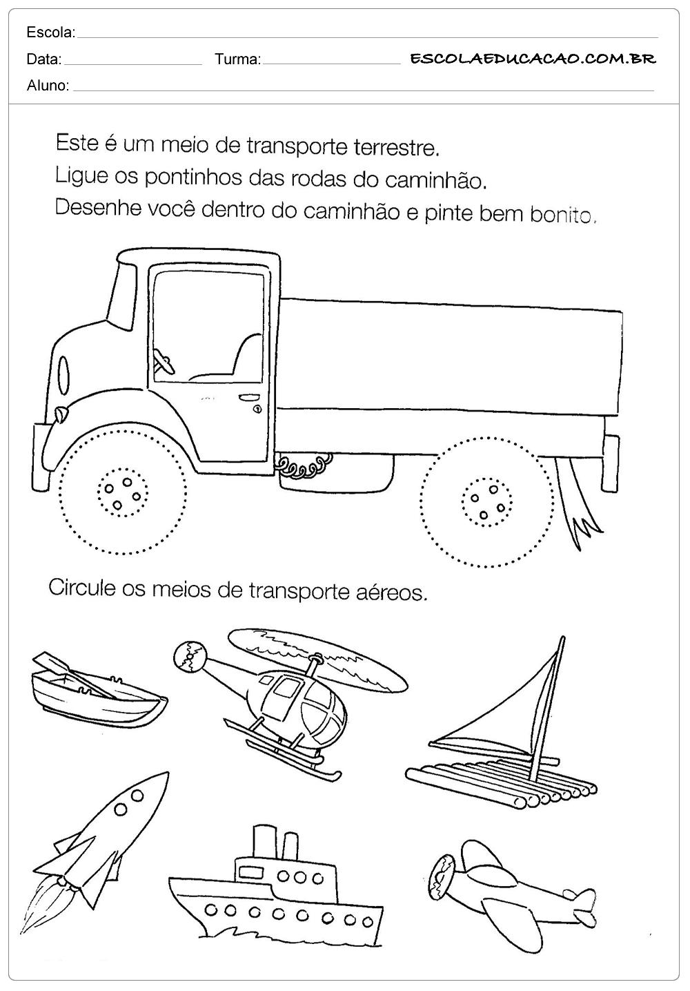 atividades-de-historia-1-ano-meios-de-transporte-2