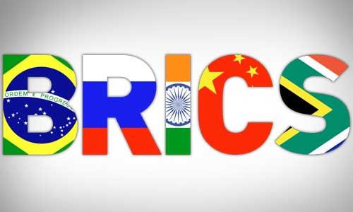 BRICS: Brasil, Rússia, Índia, China e África do Sul