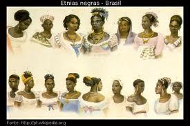 escravas negras que trabalhavam nas casas dos senhores