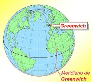 Meridianos da Terra
