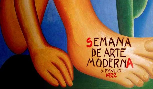 A Semana de Arte Moderna de 1922