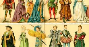 Trajes típicos da Idade Média