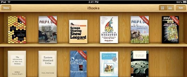Aplicativo gratuito disponibiliza mais de 40 mil livros digitais