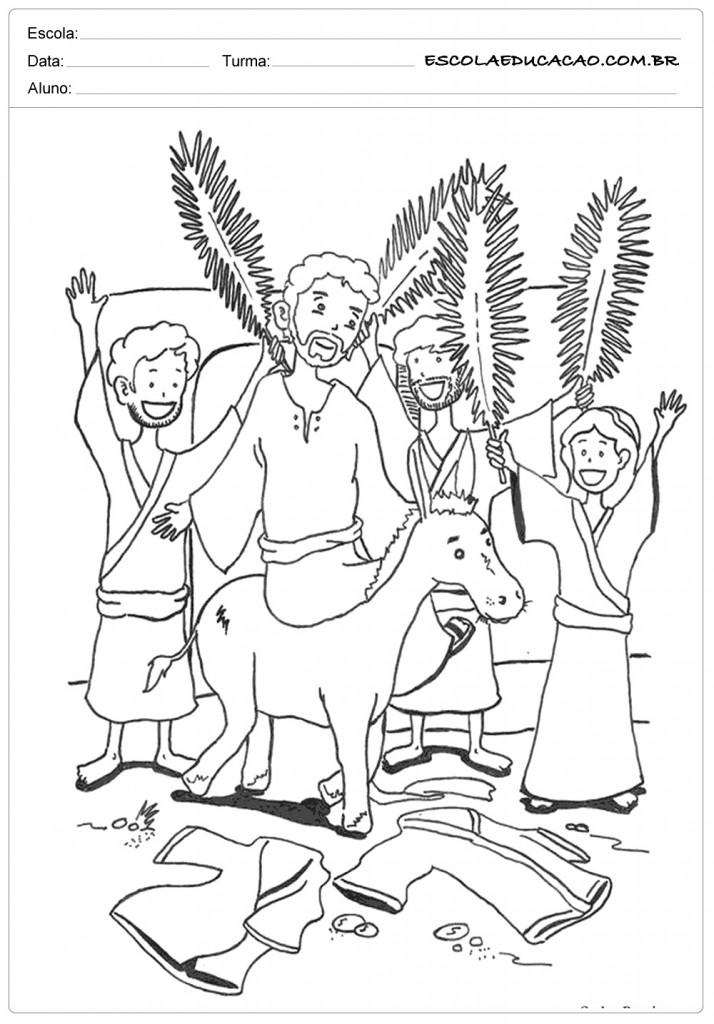 Jesus sendo Glorificado