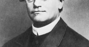 Gregor Mendel, o pai da genética