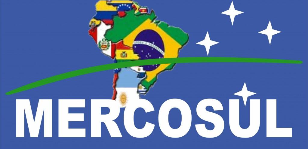 Paises que fazem parte do Mercosul