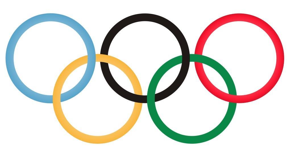 Simbolo Dos Jogos Olimpicos Escola Educacao