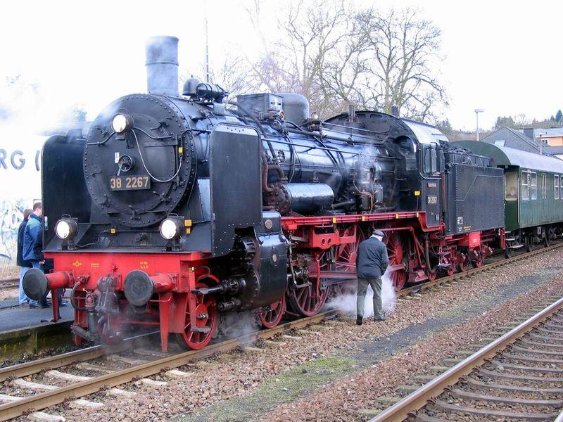 Transporte Ferroviário