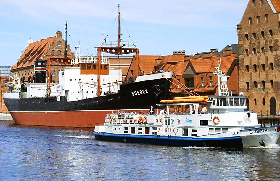 Transporte Hidroviário e Marítimo