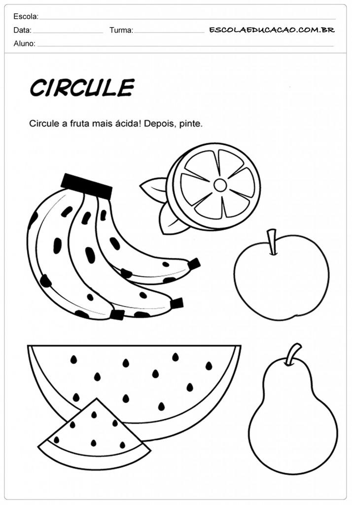 Fruta Acida