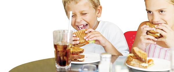 Atividades de Alimentação