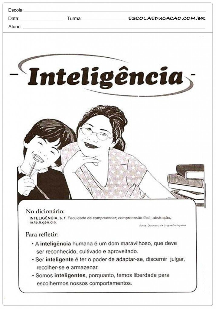 Inteligênicia