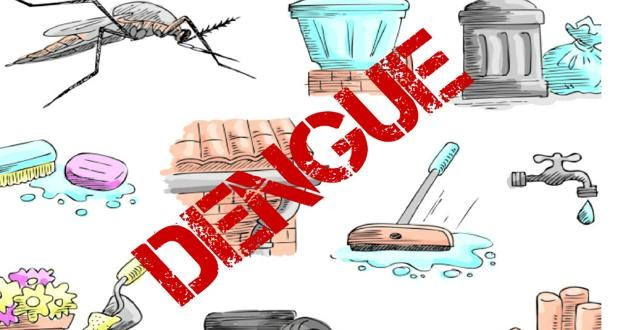 Atividade sobre a dengue