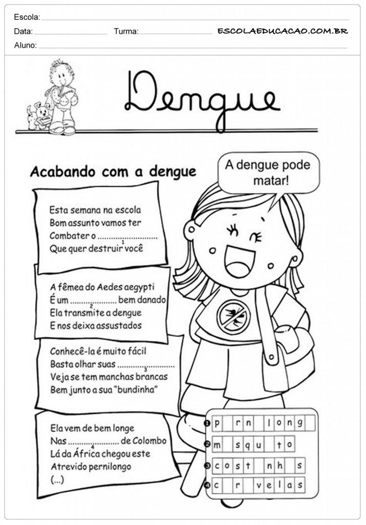 Acabando com a Dengue