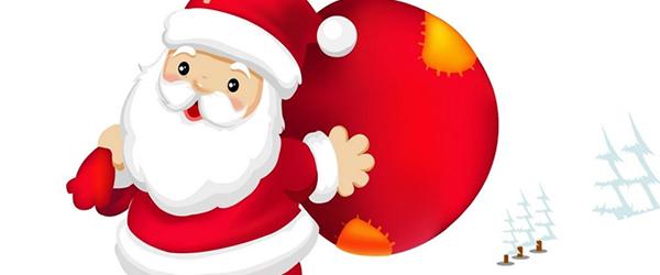 be6afdaee424 40 Desenhos de Papai Noel para Colorir e Imprimir