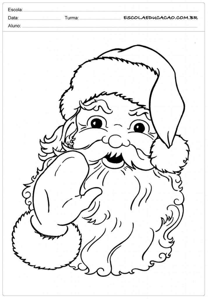 Olá, Santa Claus