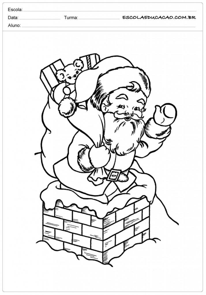 Papai Noel Bonzinho