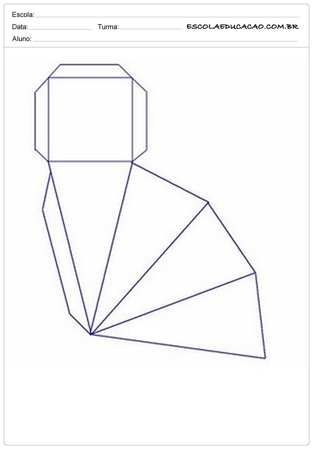 Prisma – Moldes de Caixas de Papel