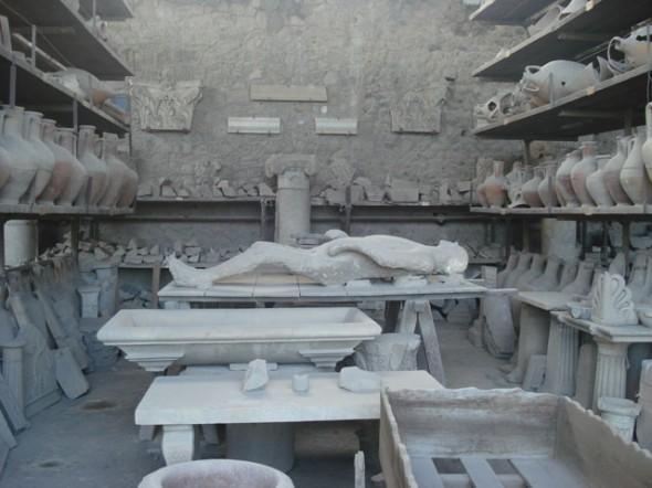 Pompeia - Escola Educação