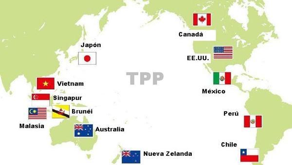 Tratado Transpacífico de Comércio Livre