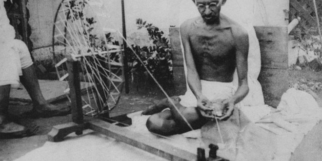 gandhi the man of era Department of english, bhavnagar university to gandhian era and his novels reveal the mahatma and rahoul projects the image of gandhi the man.