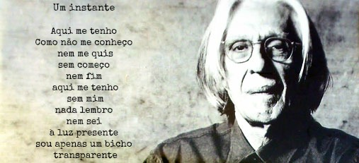 Poema de Ferreira Gullar - Um Insatnte