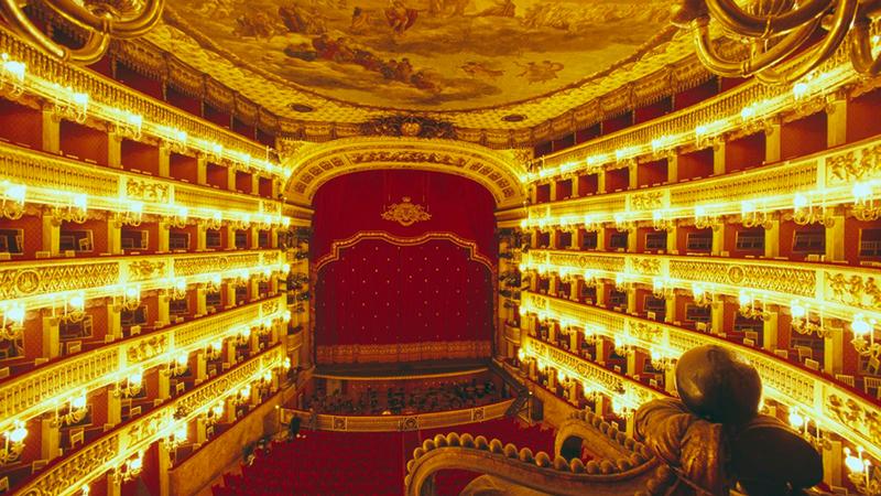 Teatro di San Carlo, em Nápoles