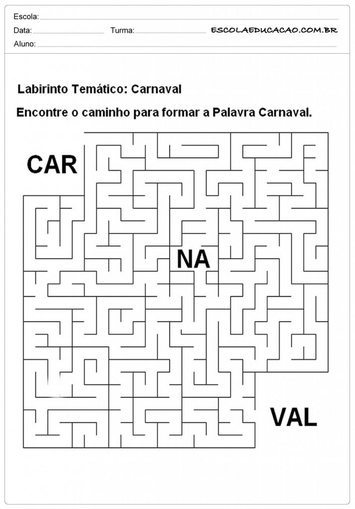 Labirinto de Carnaval