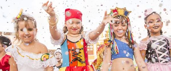 Atividades de Carnaval