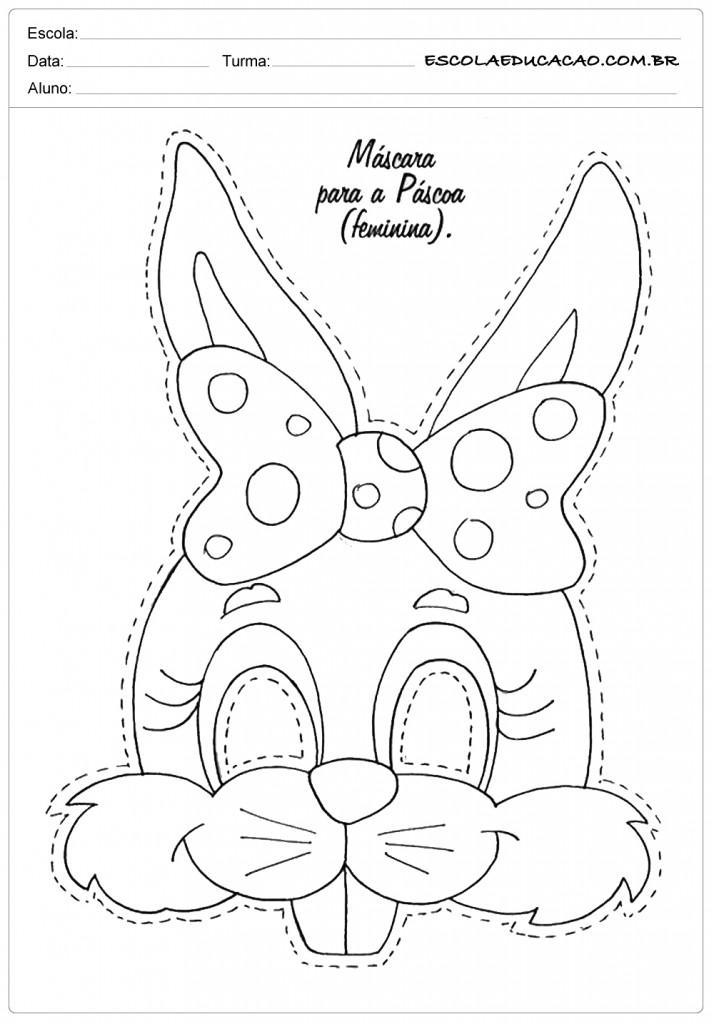 Atividades De Pascoa Para Imprimir Ideias E Lembrancinhas