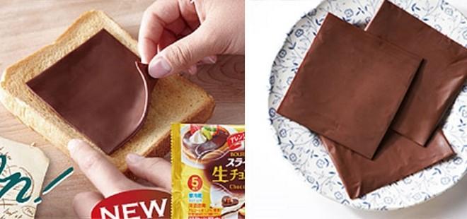 Chocolate em Fatia