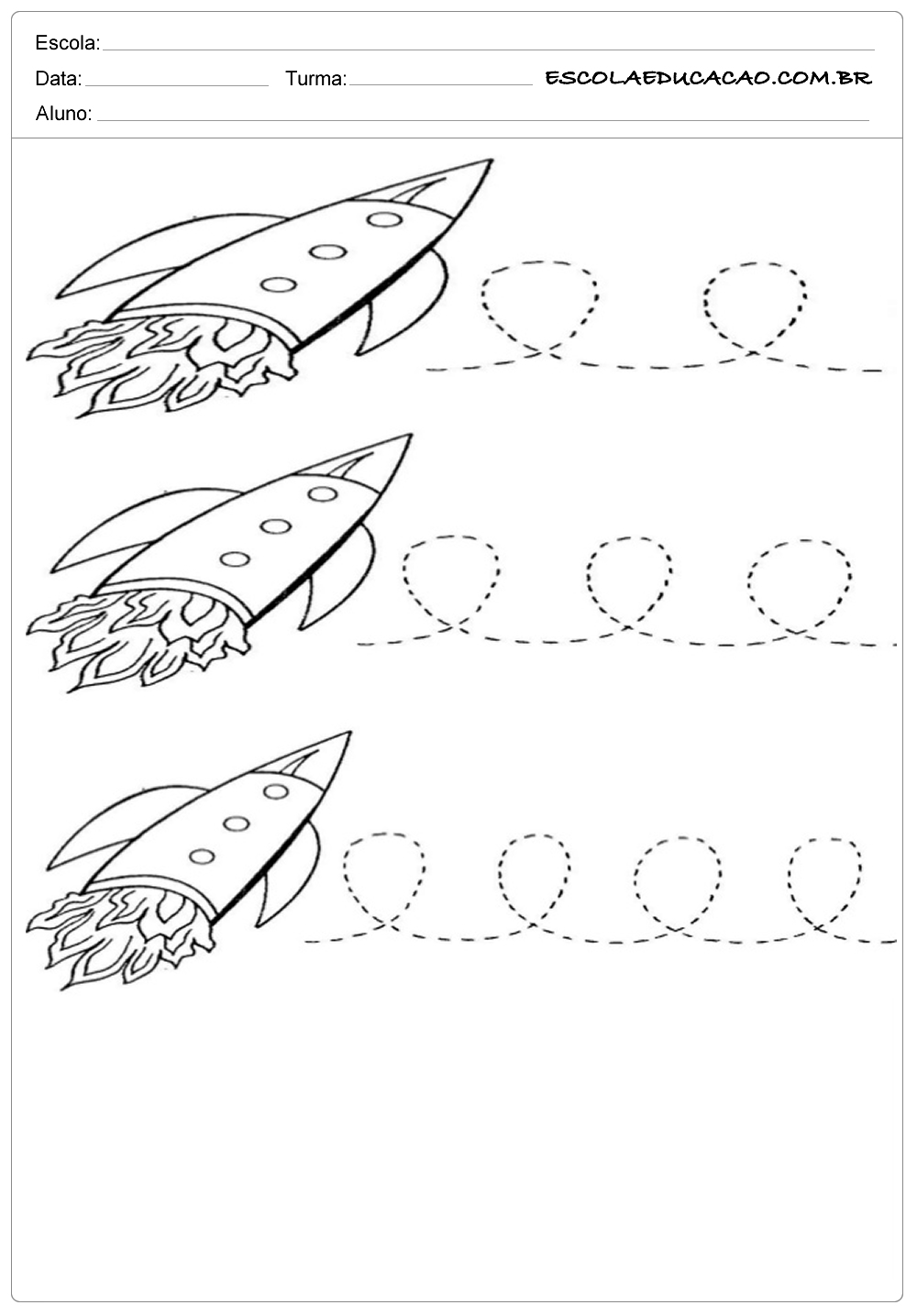 Coordenação Motora Direita