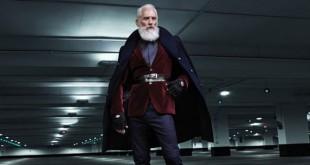 Conheça Paul Mason, um Papai Noel diferente, mais moderno e estiloso do que o tradicional bom velhinho.