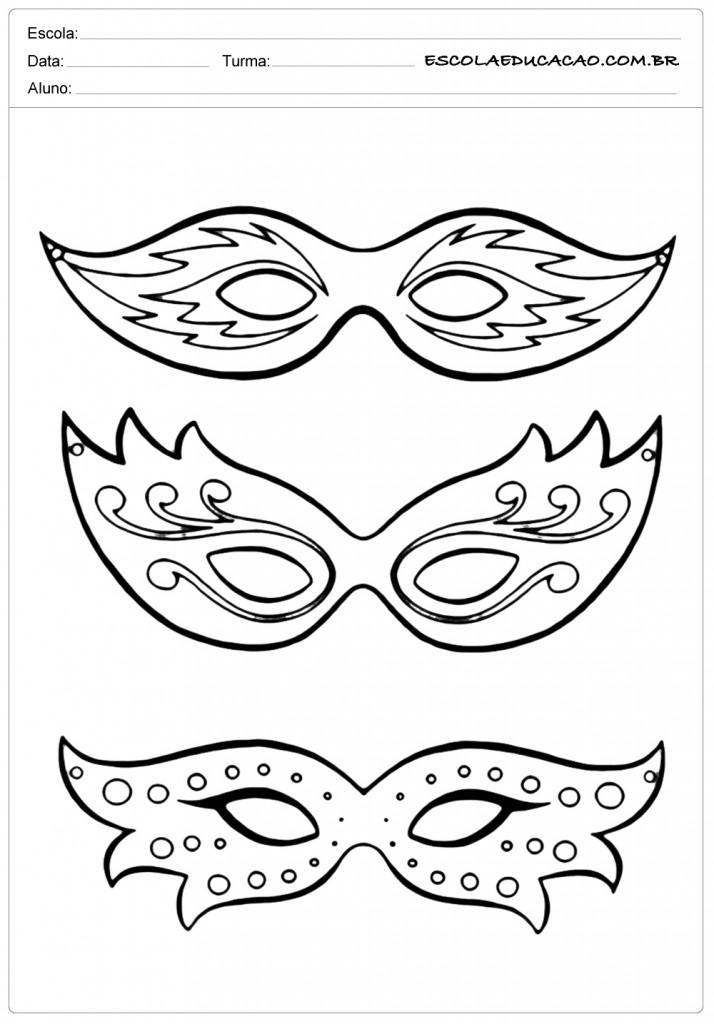 Diversas Máscaras