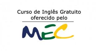 Curso de Inglês Gratuito oferecido pelo MEC