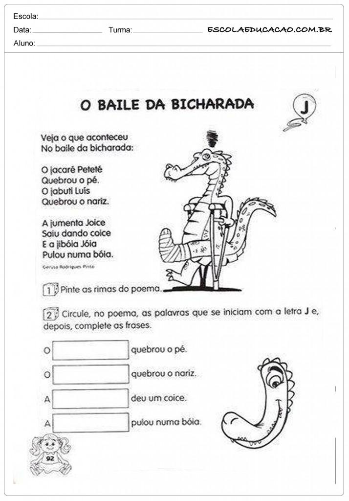 Baile da Bicharada
