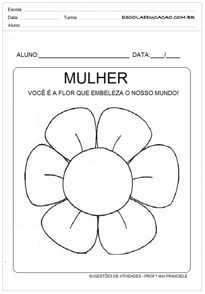 Flor de Mulher